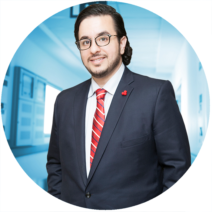 Dr. Sam Ghannam